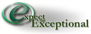 Expect the Exceptional